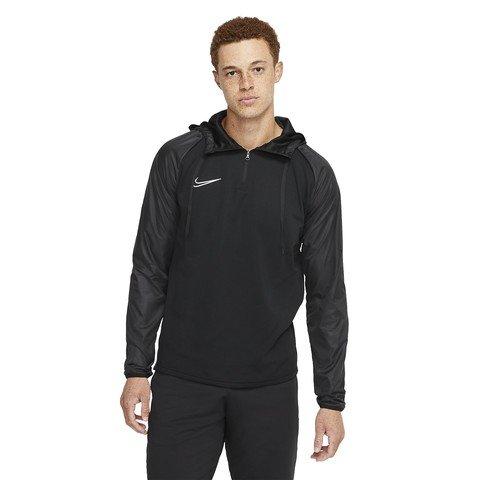 Nike Dri-Fit Repel Academy Hoodie Dril Half-Zip Kapüşonlu Erkek Sweatshirt