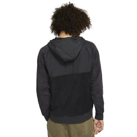 Nike Sportswear Full-Zip Fleece Hoodie Kapüşonlu Erkek Ceket