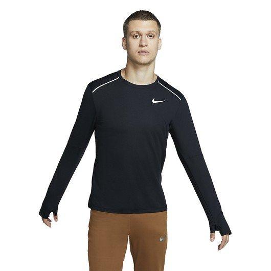 Nike 3.0 Running Crew Uzun Kollu Erkek Tişört