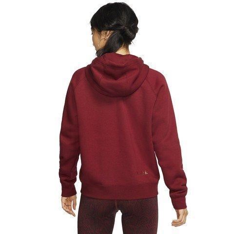 Nike Sportswear Bubble Full-Zip Shine Hoodie Kapüşonlu Kadın Ceket