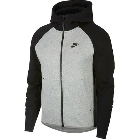 Nike Sportswear Tech Fleece Full-Zip Hoodie Kapüşonlu Erkek Ceket