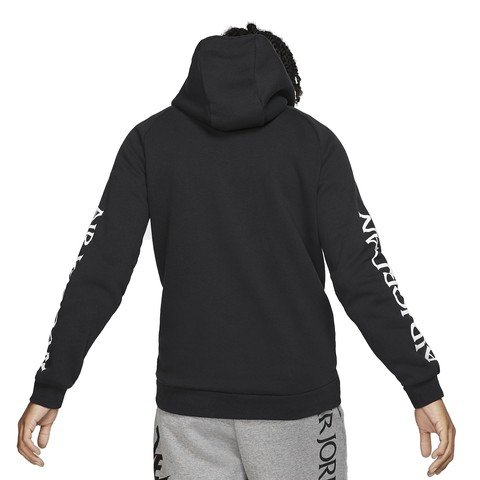 Nike Jordan Jumpman Classics Fleece Pullover Hoodie Kapüşonlu Erkek Sweatshirt