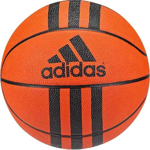 adidas 3 Stripes CO Mini Basketbol Topu