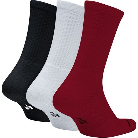 Nike Jordan Jumpman Dri-Fit Crew Socks 3'lü Erkek Çorap