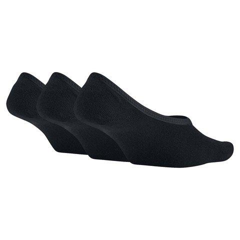 NikeEveryday Lightweight Training Footie (3 Pairs) Kadın Çorap