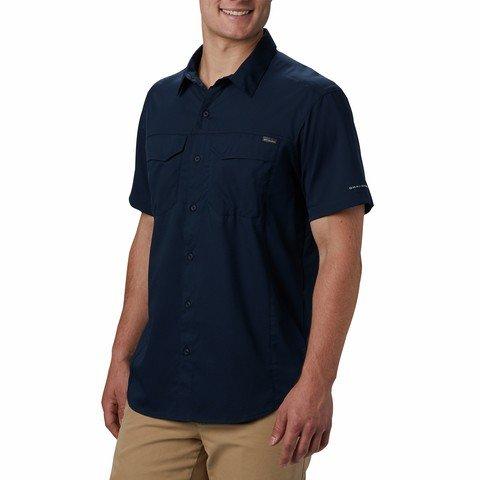 Columbia Silver Ridge Lite Short Sleeve Erkek Gömlek