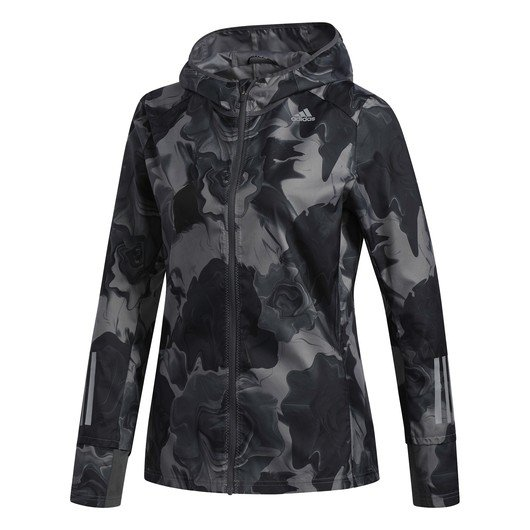 adidas Response Jackets FW18 Kapüşonlu Kadın Ceket