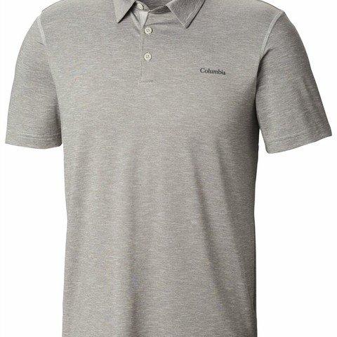 Columbia Tech Trail™ Polo Erkek Tişört