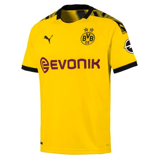 Puma Borussia Dortmund 2019-2020 İç Saha Erkek Forma