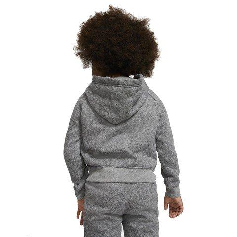 Nike Sportswear Club Fleece Full-Zip Hooded Trac Suit Çocuk Eşofman Takım