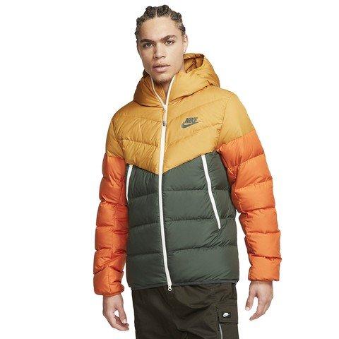 Nike Sportswear Windrunner Down Fill Kapüşonlu Erkek Ceket