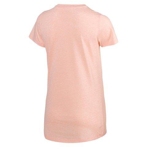 Puma Essentials Logo Heather Kadın Tişört