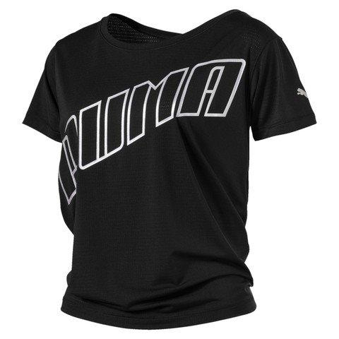 Puma Ahead Slogan dryCELL Kadın Tişört