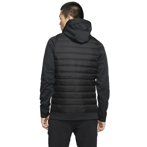 Nike Therma Winterized Full-Zip Training Hoodie Erkek Kapüşonlu Ceket