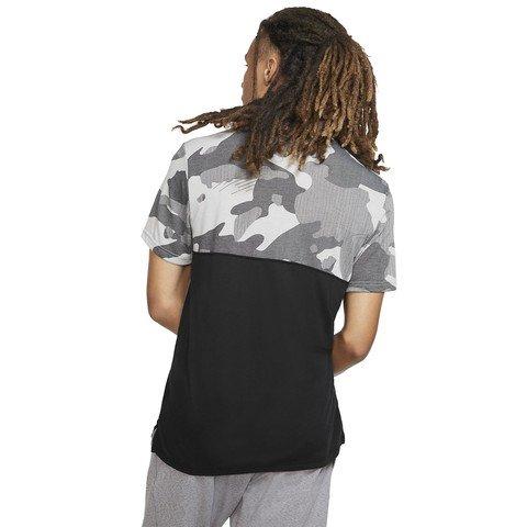 Nike Dri-Fit Hyper Camouflage Short-Sleeve Top Erkek Tişört