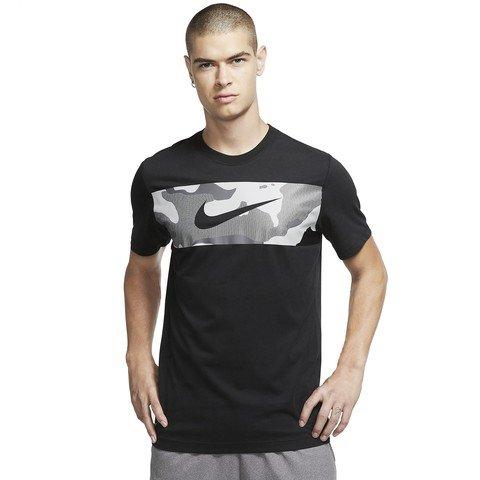 Nike Dri-Fit Camouflage Block Erkek Tişört