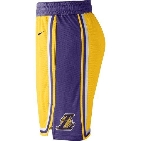 Nike Los Angeles Lakers Icon Edition Swingman NBA Erkek Şort