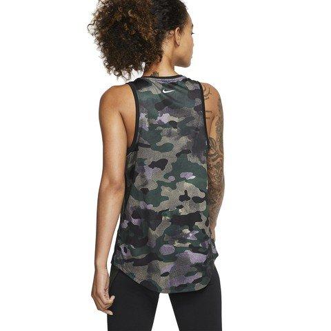 Nike Dri-Fit Camouflage Training Tank Kadın Atlet