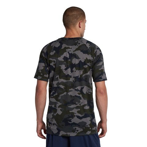 Nike Dri-Fit Legging Camouflage AOP SS19 Erkek Tişört