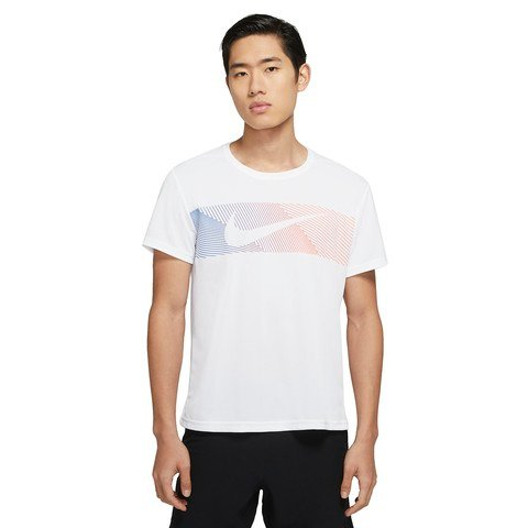 Nike Dri-Fit Superset Short Sleeve LV 2.0 Erkek Tişört