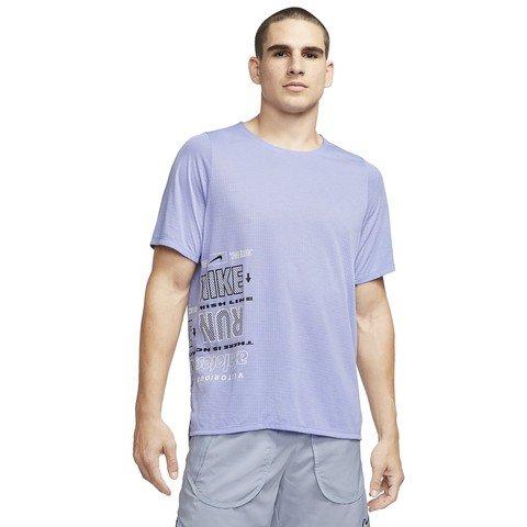 Nike Rise 365 Wild Running Top Erkek Tişört