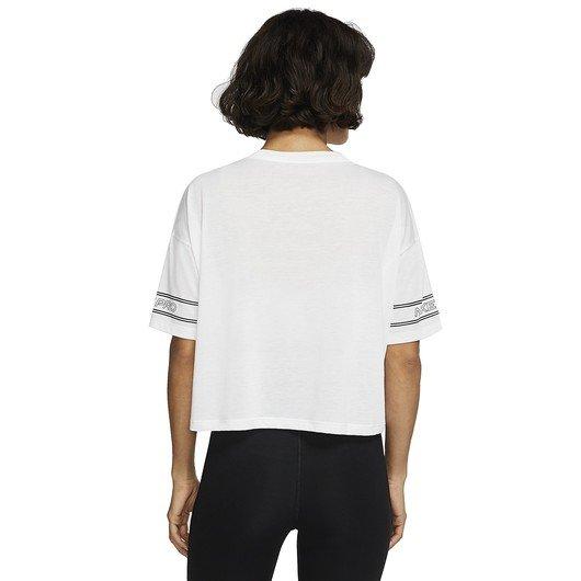 Nike Pro Graphic Short-Sleeve Top Kadın Tişört