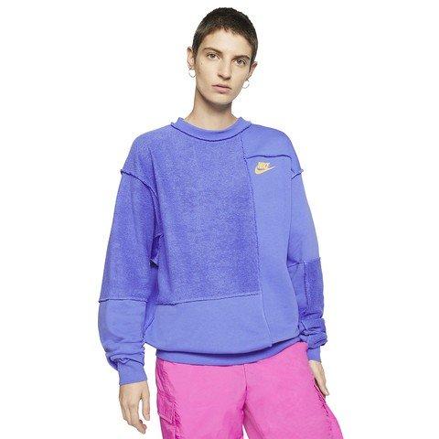 Nike Sportswear Icon Clash Fleece Crew Kadın Sweatshirt