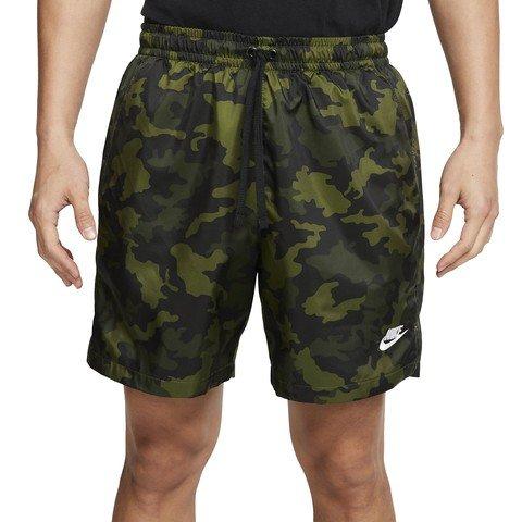 Nike Sportswear Woven Flow Camouflage Erkek Şort