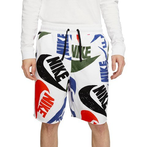 Nike Sportswear Club Pullover All Over Print Erkek Şort