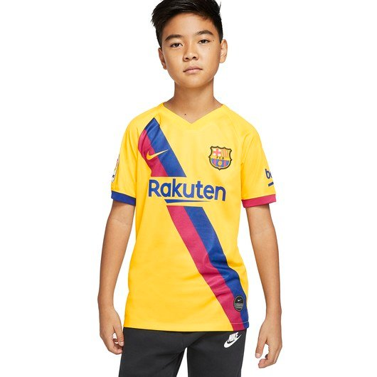 Nike FC Barcelona 2019-2020 Stadium Away Football Deplasman Çocuk
