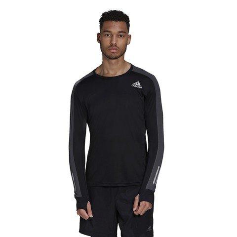 adidas Own The Run Long-Sleeve Running Uzun Kollu Erkek Tişört