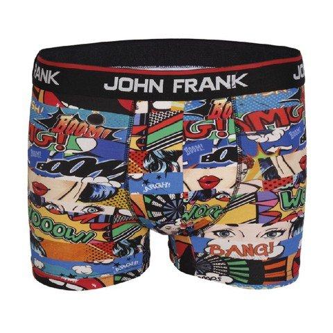 John Frank OMG Digital Pinting Erkek Boxer