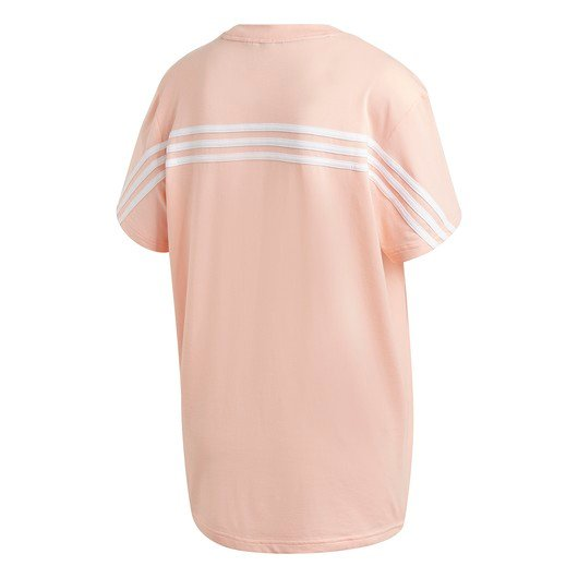 adidas Must Haves 3-Stripes Short-Sleeve Kadın Tişört