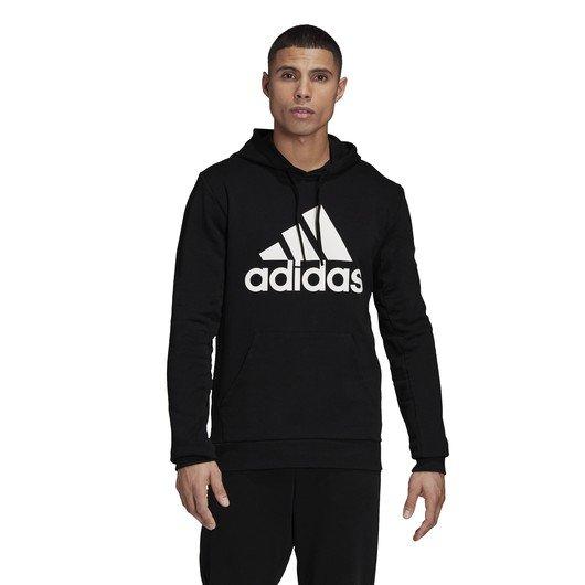 adidas Badge of Sport French Terry Hoodie Erkek Sweatshirt