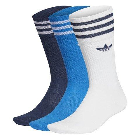 adidas Crew (3 Pairs) Çorap