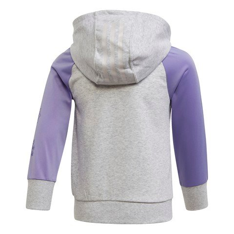 adidas Frozen 2 Cover-Up Hoodie Çocuk Sweatshirt