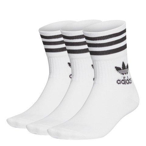 adidas Mid Cut Crew (3 Pairs) Çorap
