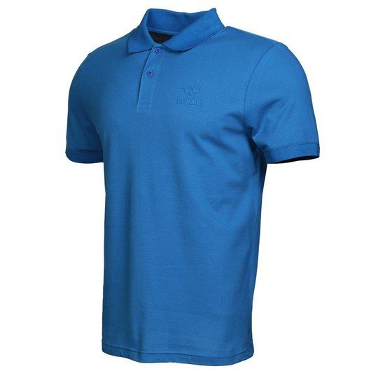 Hummel Lenard Short-Sleeve Polo Erkek Tişört