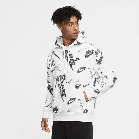 Nike Sportswear Club Pullover Hoodie Erkek Sweatshirt