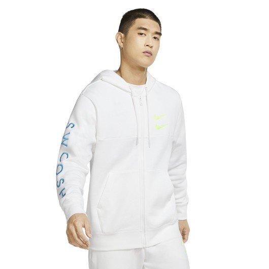 Nike Sportswear Swoosh Full-Zip Hoodie Erkek Sweatshirt