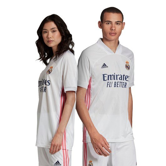 adidas Real Madrid 2020-2021 İç Saha Erkek Forma