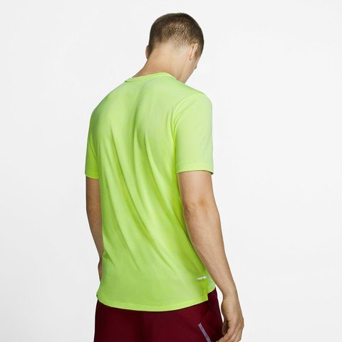 Nike TechKnit Ultra Short-Sleeve Running Top Erkek Tişört