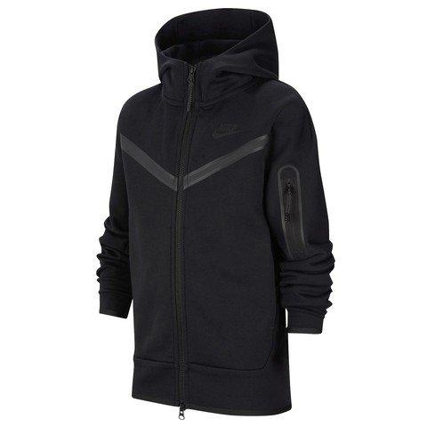 Nike Sportswear Tech Fleece Full-Zip Hoodie Çocuk Sweatshirt