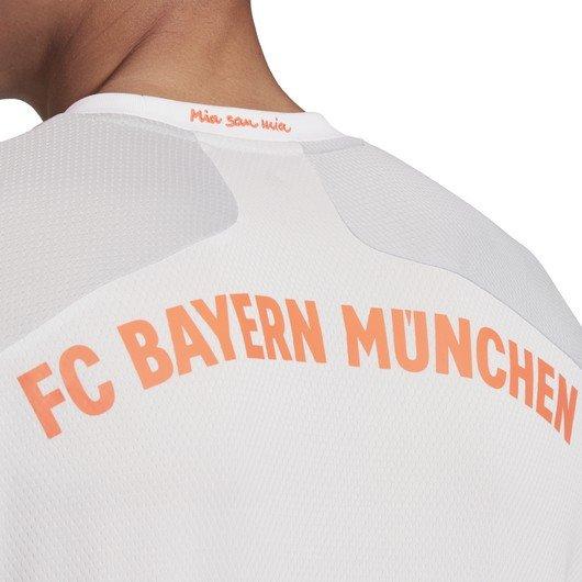 adidas FC Bayern 2020-2021 Deplasman Erkek Forma
