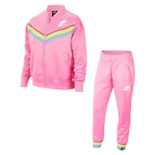 Nike Sportswear Heritage Tracksuit (Girls') Çocuk Eşofman Takım