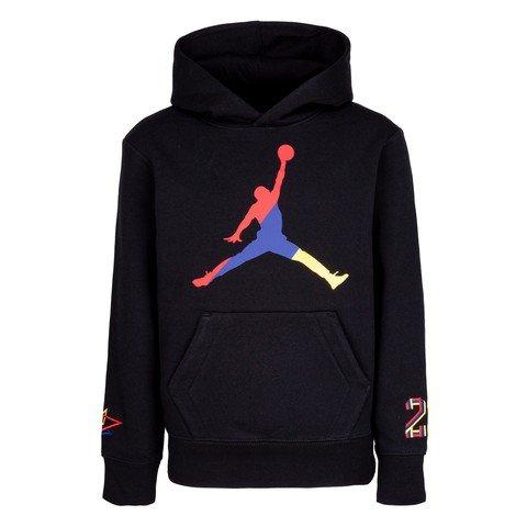 Nike Jordan DNA II Hbr Fleece Hoodie Crew Çocuk Sweatshirt