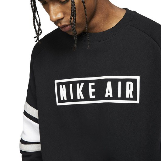 Nike Air Fleece Crew Erkek Sweatshirt