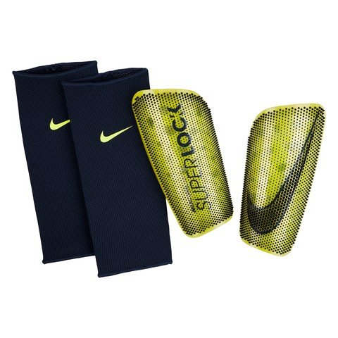 Nike Mercurial Lite SuperLock Football Shinguards Erkek Tekmelik
