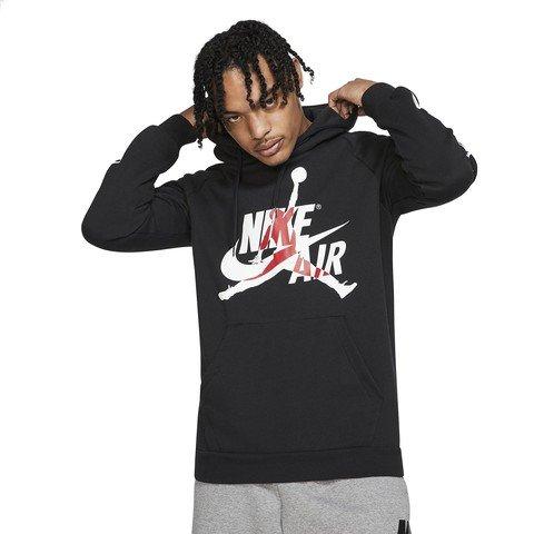 Nike Jordan Jumpman Classics Fleece Pullover Hoodie Erkek Sweatshirt