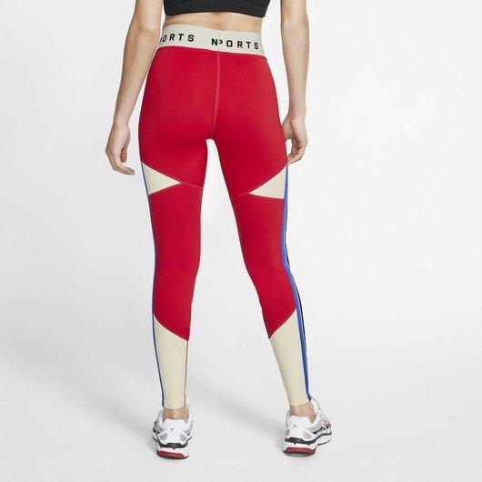 Nike Sportswear NSW Graphic Leggings Kadın Tayt
